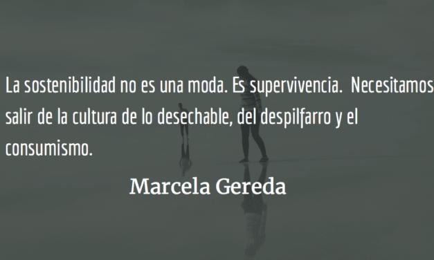 Como es arriba es abajo. Marcela Gereda.