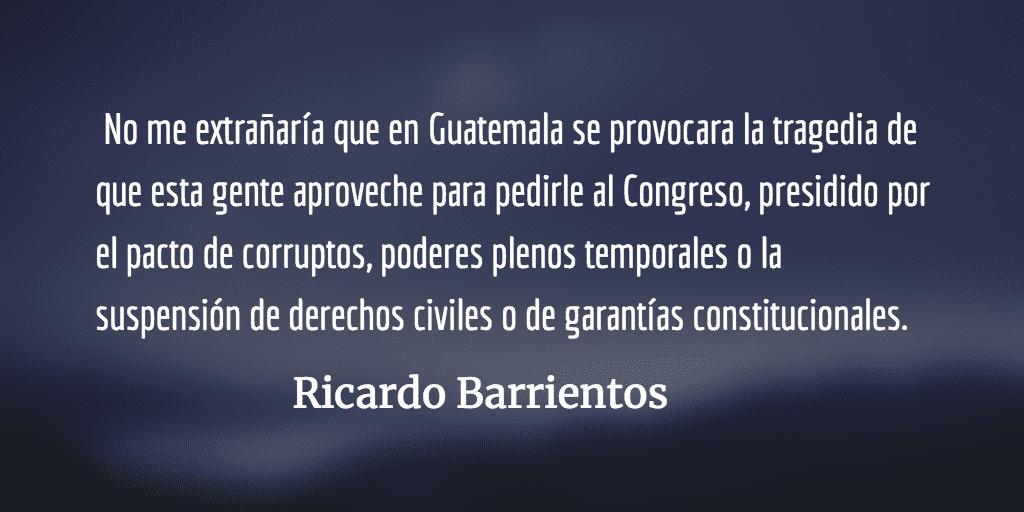 Parecen nazis en febrero de 1933. Ricardo Barrientos.