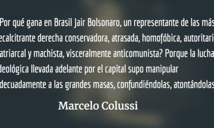 El difícil trabajo de pensar. Marcelo Colussi.