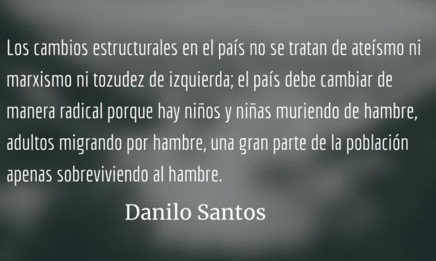 Tiempo y Revolución. Danilo Santos.