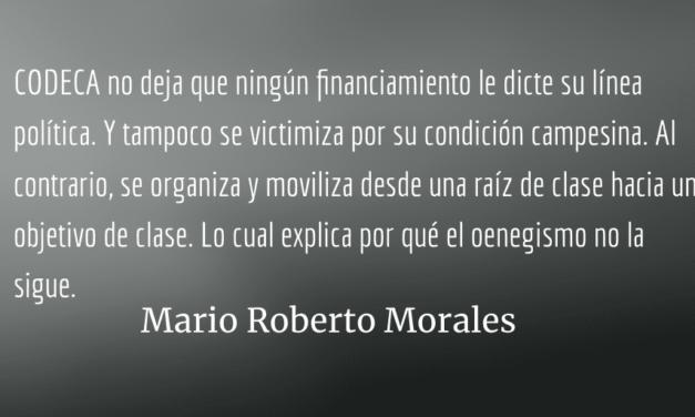 Clase, culturalismo y socialismo. Mario Roberto Morales.