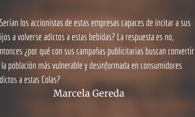 Diabetes, una epidemia entre nosotros. Marcela Gereda.
