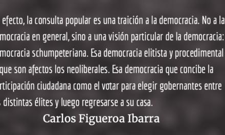 El primer round contra el poder económico de un gobierno que todavía no lo es. Carlos Figueroa Ibarra.