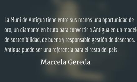 El imprescindible nuevo vertedero de Antigua. Marcela Gereda.