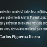 AMLO en las vísperas. Carlos Figueroa Ibarra.