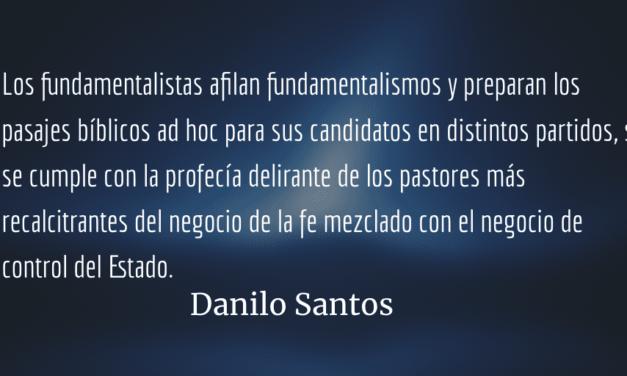 "País ""increíble"". Danilo Santos."