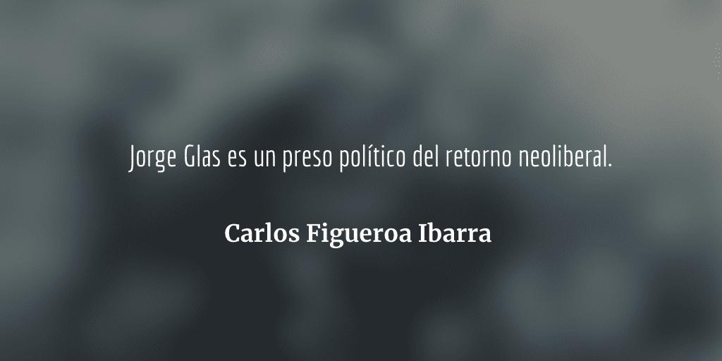 La infamia de Lenín Moreno contra Jorge Glas