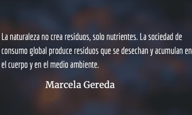 La gente feliz no necesita consumir II. Marcela Gereda.