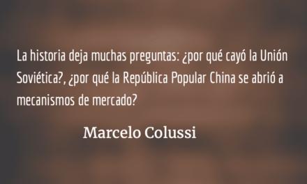 """""""El ojo del amo engorda el ganado"""". Reflexión sobre el trabajo socialista"""