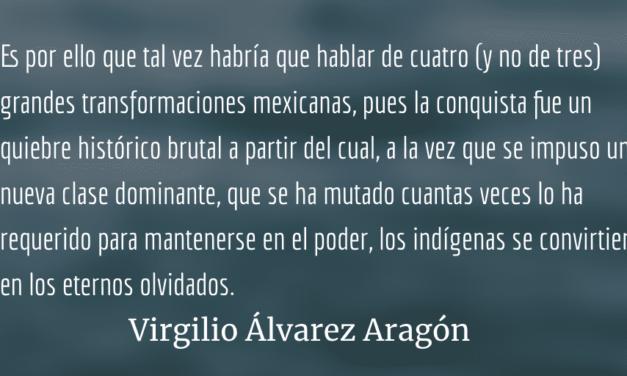 López Obrador y los límites del caudillismo. Virgilio Álvarez Aragón.