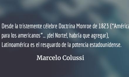 La injerencia de Estados Unidos en la política de Latinoamérica
