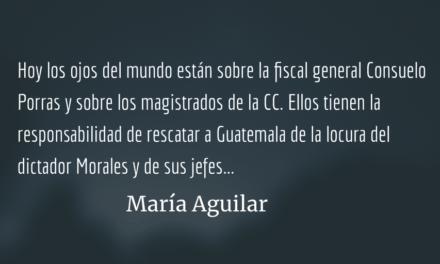 El fin de la era democrática guatemalteca, 1985-2018