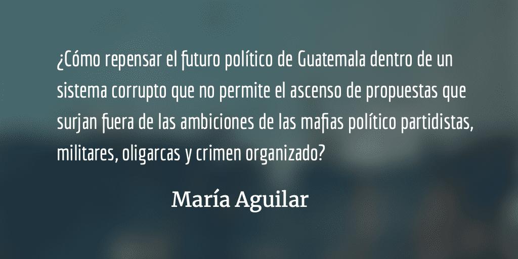 Guatemala sobrevive en una democracia cooptada