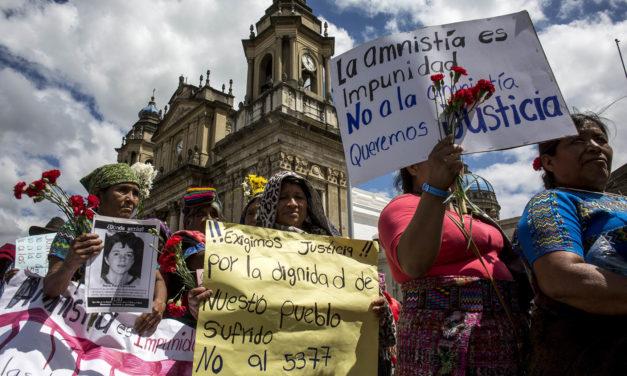 Los 20 casos de justicia transicional que el Congreso quiere borrar