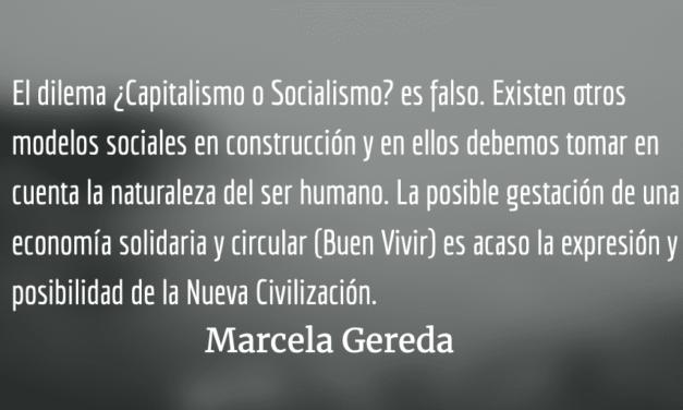 ¿Capitalismo o socialismo? Un falso dilema