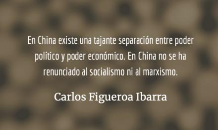 China, las peculiaridades de su socialismo