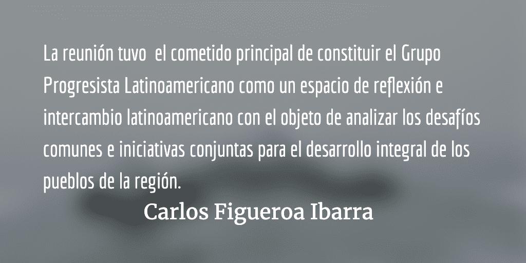 Un nuevo impulso al progresismo en América latina