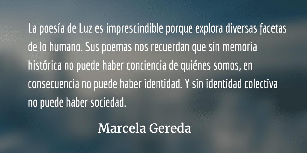 Cien años de Luz Méndez de la Vega