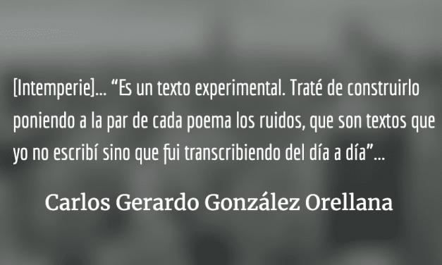 Carlos Gerardo González, premio Praxis 2019