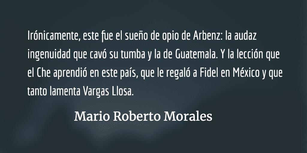 """Los """"Tiempos recios"""" de Vargas Llosa"""