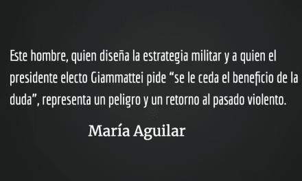 El pasado militar sigue gobernando a Guatemala