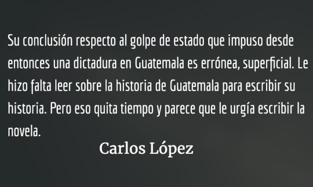 Mario Vargas Llosa y sus tiempos necios