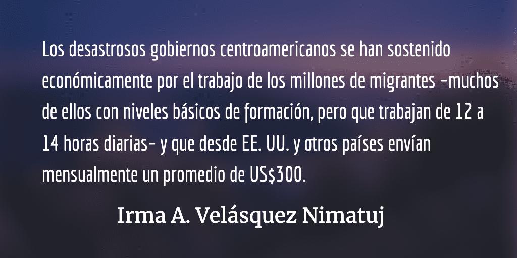 Terrible Navidad para miles de centroamericanos