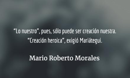 """""""Lo nuestro"""" como creación propia"""