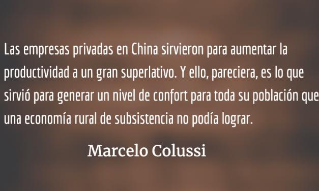Socialismo chino y los caminos de la revolución