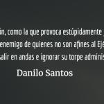 """Saludos """"enemigo"""""""