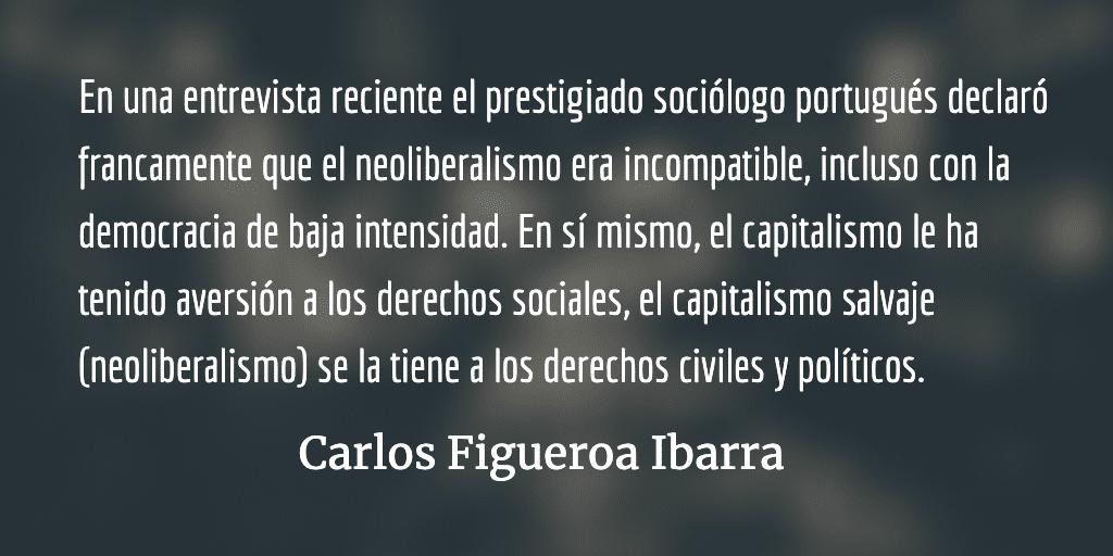 Bolivia, democracia liberal contra neoliberalismo