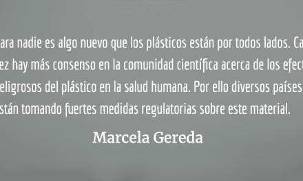 Plástico: ¿una amenaza a la salud humana?
