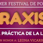 Festival Praxis de Poesía 2020