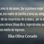 Las Insurrectas: Doña Vicky, la primera fotógrafa de Ciudad Peronia