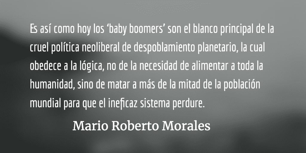 """Los """"baby boomers"""" en la mira"""