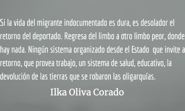 Loor a los migrantes indocumentados de todos los tiempos