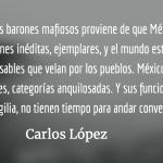 Los salivazos del marqués Vargas Llosa y fascistas que lo acompañan