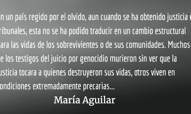 ¡En Guatemala SÍ hubo Genocidio!