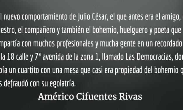 Memorias de mi generación, de Américo Cifuentes Rivas