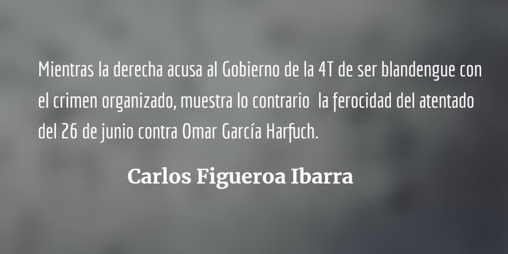 México, los narcos ladran Sancho amigo