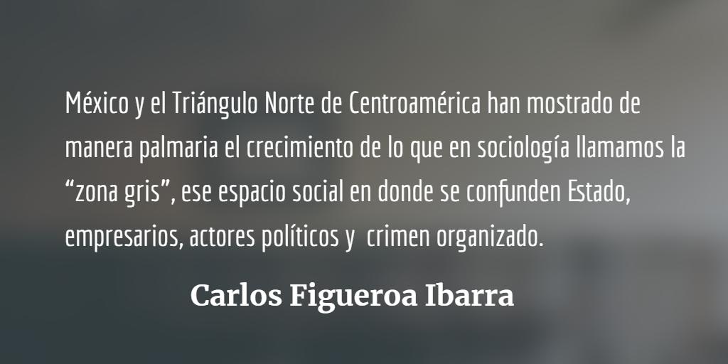 Mafiocracia, corrupción  y crimen organizado en México y el Triángulo Norte