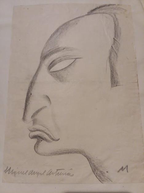 La Colección Benson adquiere el archivo del Premio Nobel Miguel Ángel Asturias