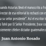 70 años de El Señor Presidente