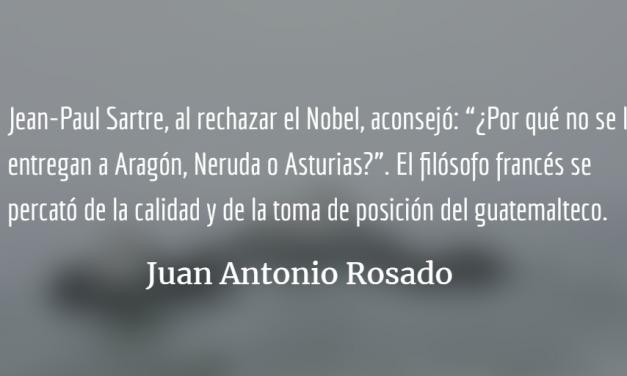 Miguel Ángel Asturias, poeta clarivigilante