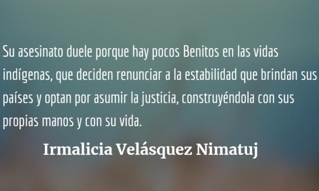 La desaparición de Carlos Coy y los asesinatos de Benito Maria y Misael López