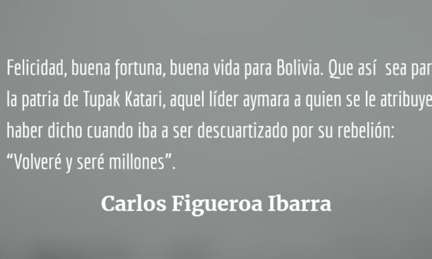 Jallalla Bolivia, el retorno de Tupak Katari