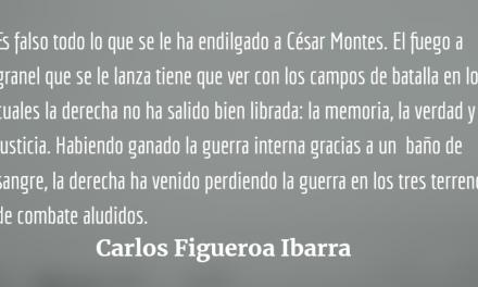 César Montes y la verdad histórica
