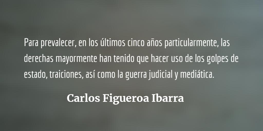 Ecuador, la desesperación reaccionaria