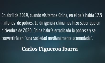China, erradicando la pobreza y controlando a los ricos