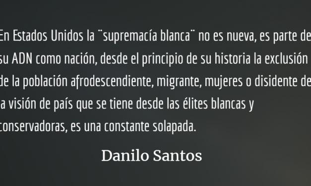 Supremacía blanca y supremacía criolla…